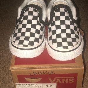 Vans Shoes - Baby Vans